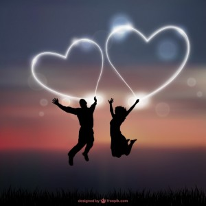 romantic-couple-silhouettes_23-2147502571